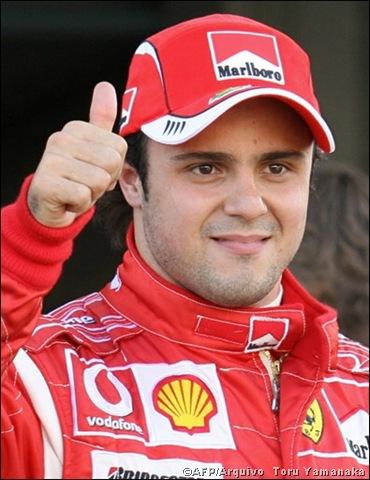 Felipe Massa relata discussão na  Mercedes e novo atrito com Alonso
