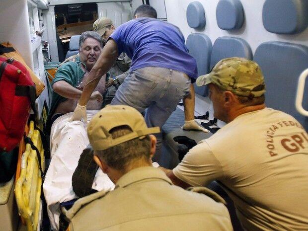 Garotinho é transferido para hospital particular na Zona Norte do Rio