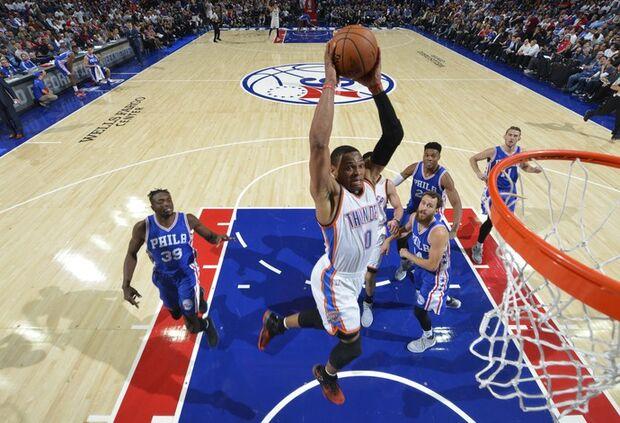 Warriors x Thunder: Durant reencontra Westbrook depois de saída polêmica