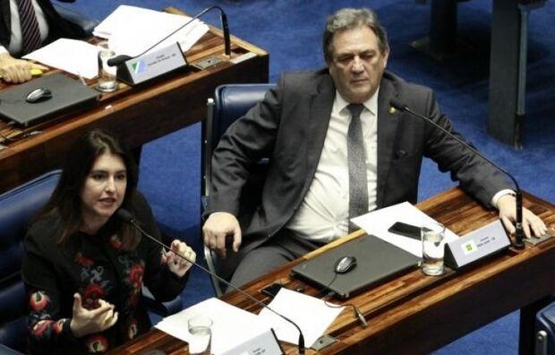 Comissão com Moka e Simone trava votação do fim do foro privilegiado por falta de quórum