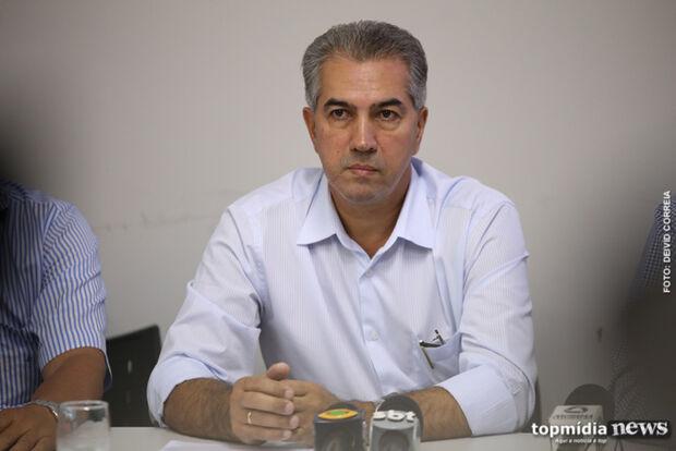 Em reunião com deputados, Azambuja libera PSDB para disputar presidência da Assembleia