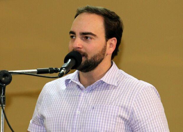 'Vou trabalhar para resgatar a confiança da população', diz João César Mattogrosso