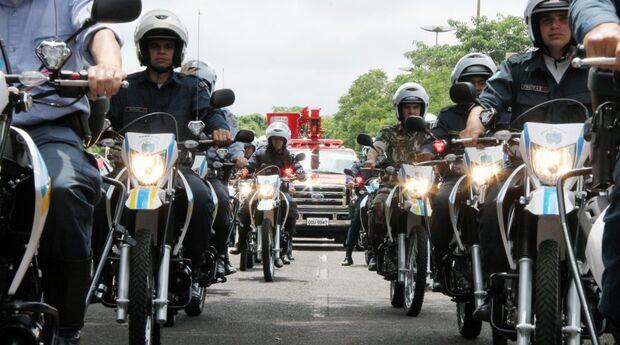 Governo entrega 21 viaturas e 276 coletes balísticos à Polícia Militar em Dourados