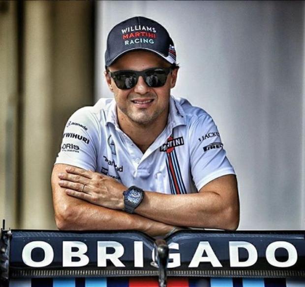 O adeus de Massa: piloto se despede em meio a aplausos e carinho de rivais