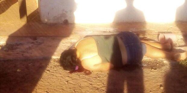 Mulher de 56 anos é executada por pistoleiros na fronteira