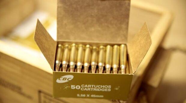 Mais de 255 mil munições começam a ser entregues para policiais civis de MS