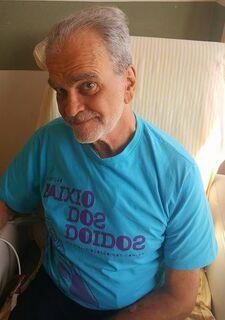 Após infarto e cirurgia, Maurício Kubrusly tranquiliza fãs