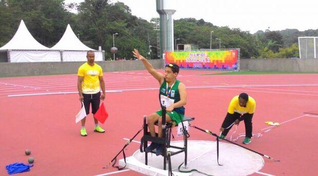 Atletas do MS conquistam 13 medalhas no atletismo das Paralimpíadas