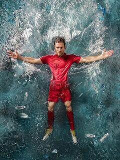Bayern e Real terão camisas feitas com resíduos plásticos retirados do oceano