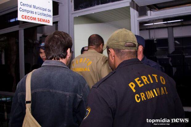 Peritos criminais serão investigados por improbidade administrativa em MS