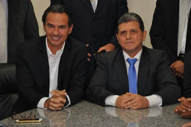 Após eleição, Marquinhos Trad levanta bandeira da paz e procura apoio do PSDB
