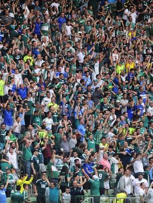 Palmeiras recebe o Bota na primeira chance de conquistar o título
