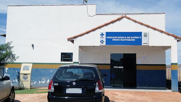 Em menos de um mês, três unidades de saúde foram furtadas em São Gabriel D'Oeste