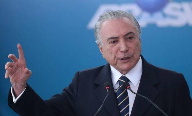 Temer diz que situação do Rio é 'seríssima' e que segurança preocupa