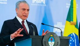 Temer decreta luto de 3 dias pela morte de brasileiros na Colômbia