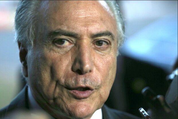 PSOL vai pedir impeachment de Temer após polêmica com Geddel