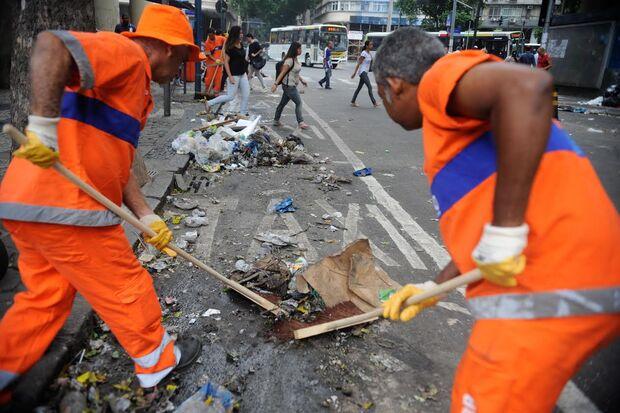Seminário irá debater impactos, importância da limpeza urbana e preservação do meio ambiente