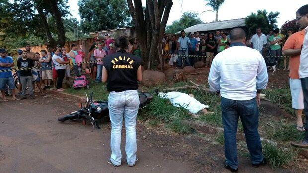 Homem é morto a tiros após assaltar conveniência em Dourados