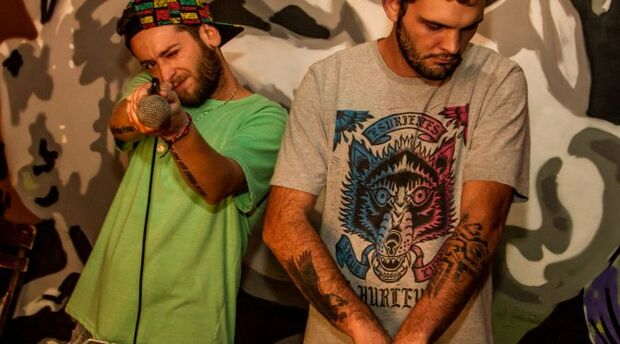 Som da Concha traz Xaras Gabriel e Caio Dubmistah e banda LPN neste domingo