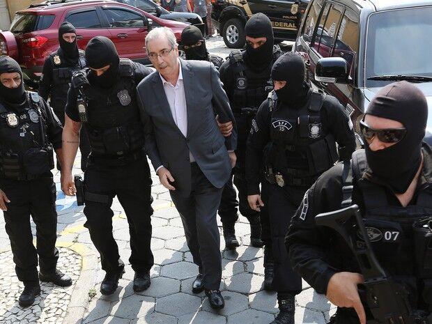 Moro ouve testemunhas de defesa em ação contra Eduardo Cunha