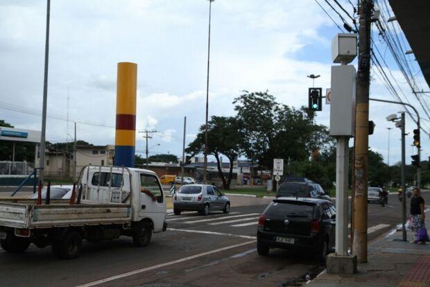 'Flash': motorista é multado duas vezes no mesmo local com diferença de minutos