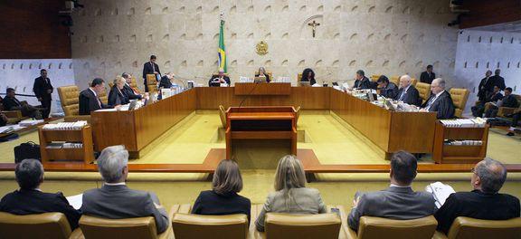 STF inicia sessão para decidir se Renan permanece na presidência do Senado