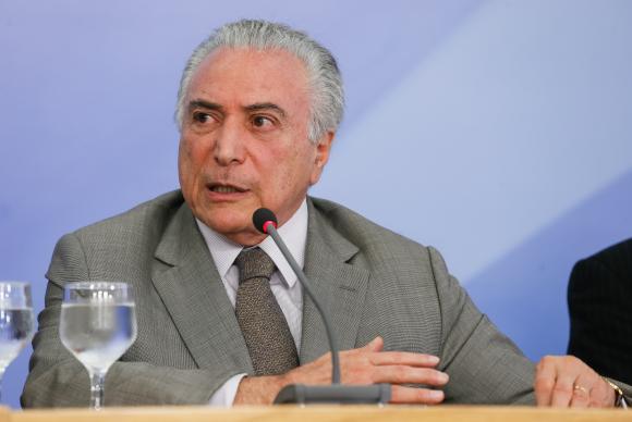 Pesquisa: governo Temer é avaliado como ruim ou péssimo por 46% dos brasileiros