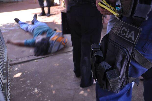 Em 11 meses, pelo menos 12 pessoas morreram em confrontos com a polícia na Capital