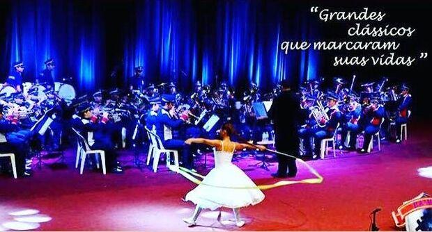 Banda do Instituto Mirim apresenta espetáculo in concert com clássicos da MPB e de Natal