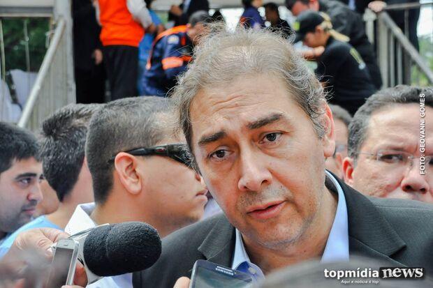 Bernal faz prestação de contas hoje, mas ignora gestão de Olarte