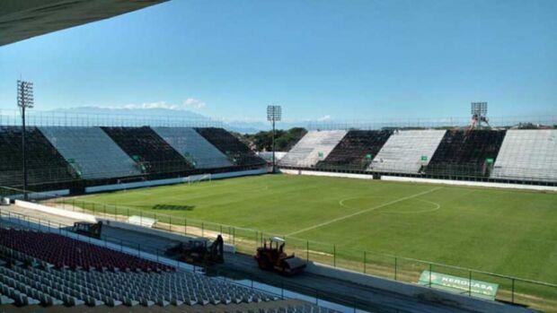 Flamengo reconstruirá Arena e ficará sem casa até março
