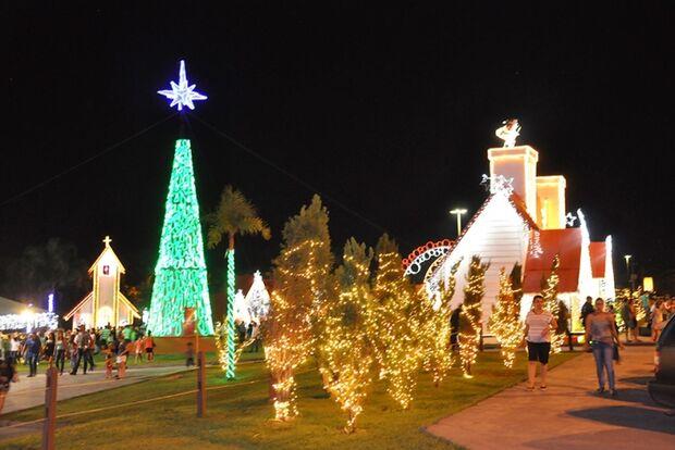 Cidade do Natal terá apenas luzes externas e festividade vai para o centro da Capital