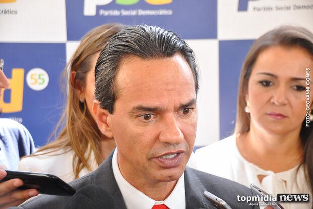 Reforma administrativa pode representar economia de até R$ 8 milhões, diz Marquinhos