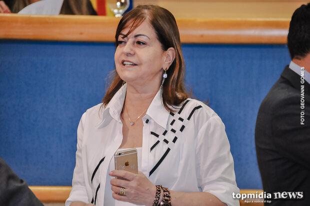 Magali Picarelli diz que está tranquila com batida do Gaeco em seu gabinete