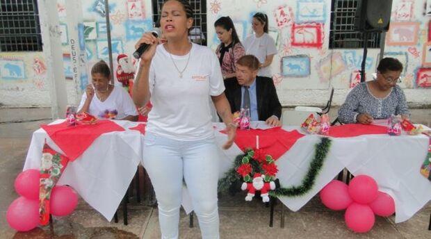 Festival gospel leva reflexão através da música a reeducandas de Corumbá