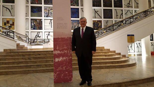 Embaixador da Grécia no Brasil está desaparecido, diz polícia do Rio
