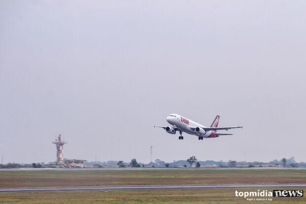 Aeroporto opera sem restrições nesta sexta-feira