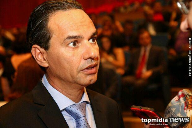 Marquinhos Trad diz que 'serviços não vão parar', após rompimento com Omep e Seleta
