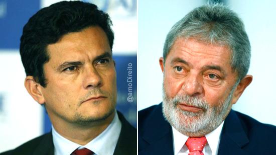 Moro aceita mais uma denúncia contra Lula na Operação Lava Jato