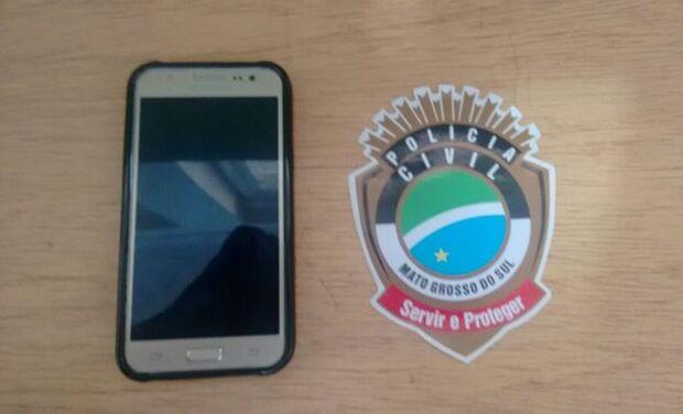 Polícia Civil de MS recupera celulares furtados