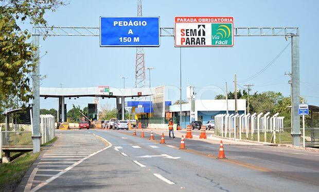 Agepan homologa reajuste de 4,35% no pedágio sobre a ponte do Rio Paraguai
