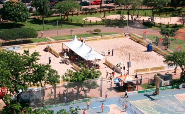 Parques e praças da Capital têm horário diferenciado no Natal e Ano Novo
