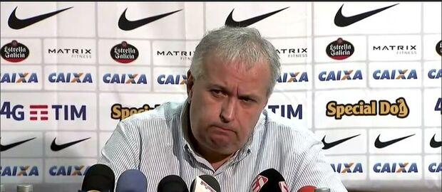 Corinthians não descarta técnico já empregado e quer pressa na escolha