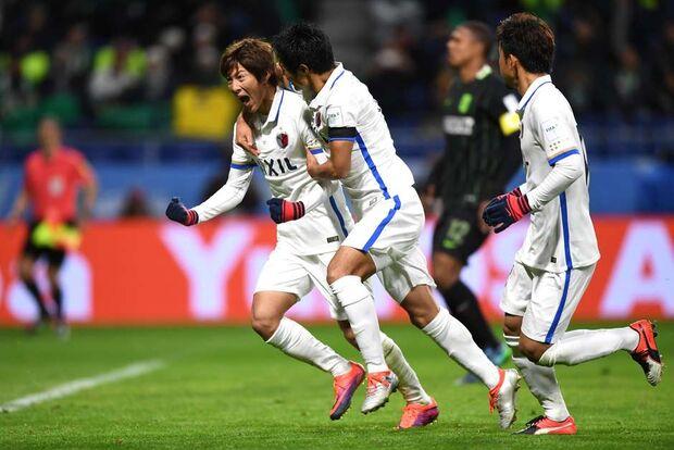 Kashima goleia Atlético Nacional e vai à final do Mundial