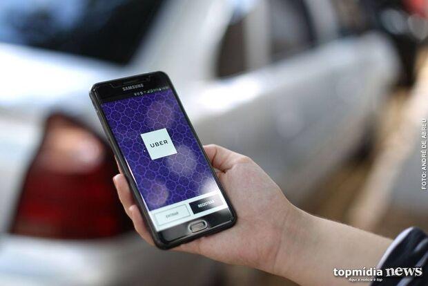 Em risco em Campo Grande, serviço da Uber já está garantido em várias capitais