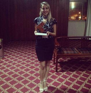 Doutoranda da UFGD recebe prêmio do Ministério da Saúde