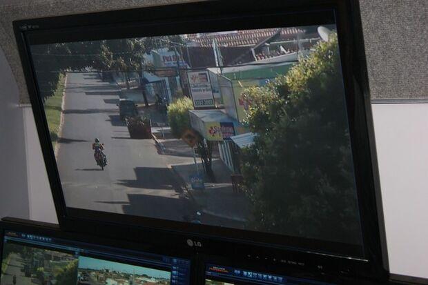 Videomonitoramento no Los Angeles funciona, mas não evita assalto a pedestres