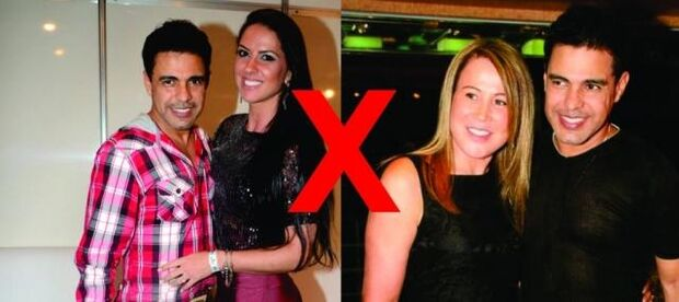 Namorada de Zezé di Camargo desabafa e diz que ele não traiu Zilu: 'Não foi pelas costas'