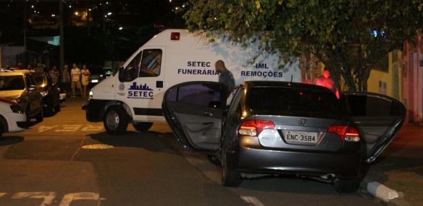 Atirador de festa de Réveillon carregava 10 bombas caseiras