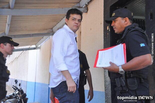 Gilmar Olarte pode ser mandado logo à prisão por demora na entrega de recurso no STJ